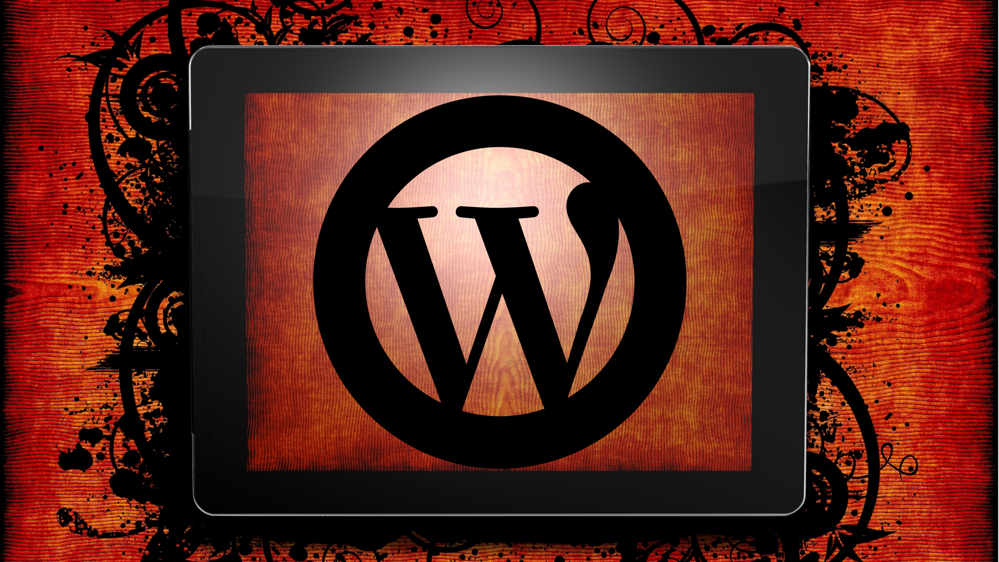 WordPress website management